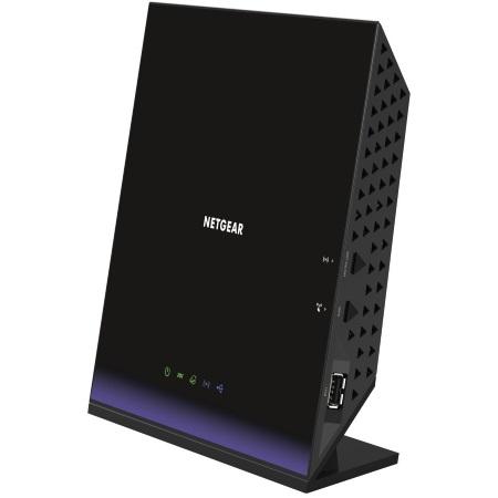 Netgear Router ADSL+ - D6400-100pes