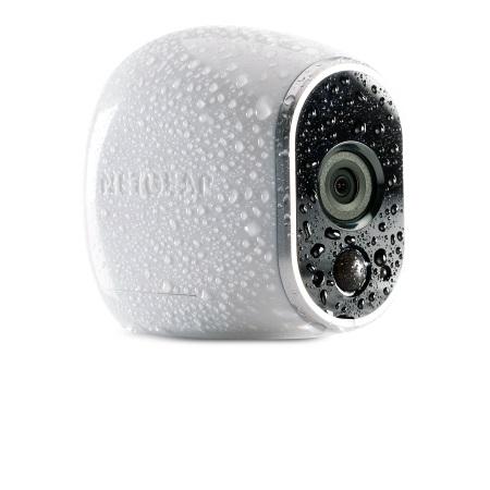 Netgear Kit di Videosorveglianza - 3 Arlo Smart Home + Station Vms3330-100eus