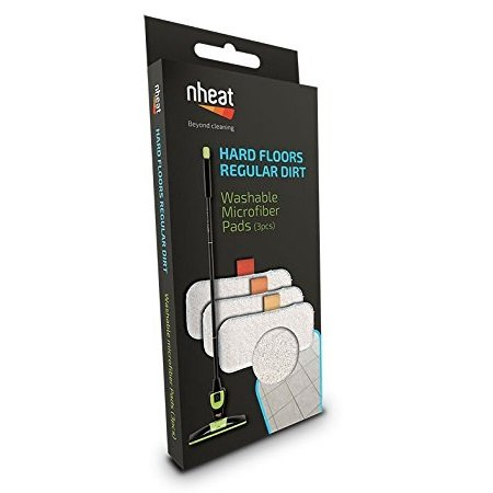 Nheat - Kit Panni in Microfibra Lavabile Mc2-mh