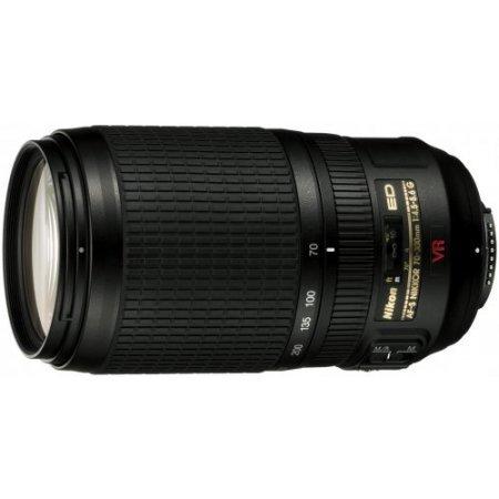 Nikon - 70-300mm AF VR
