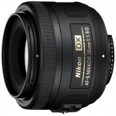 Nikon Lunghezza focale 35 mm - Af-s Dx 35mm F/1.8g