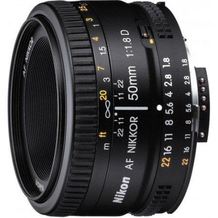 Nikon - 50MM F/1.8D AF