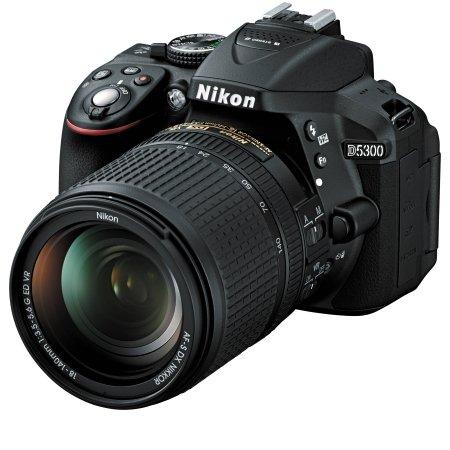 Nikon - D5300 +AF-S DX 18-140mm ED VR