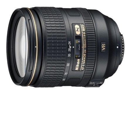 Nikon - 24-120MM F/4G ED VR
