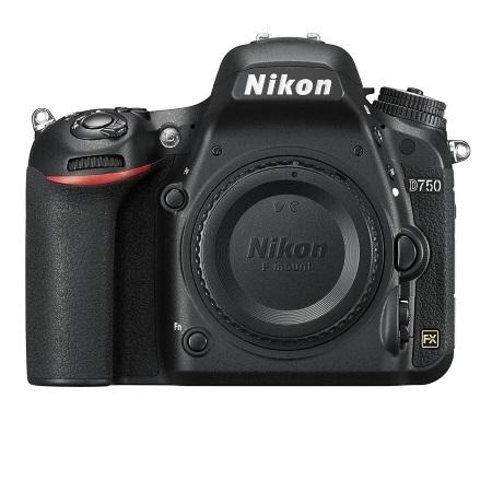 Nikon Kit con Fotocamera Reflex D750 - D750 24-120mm VR