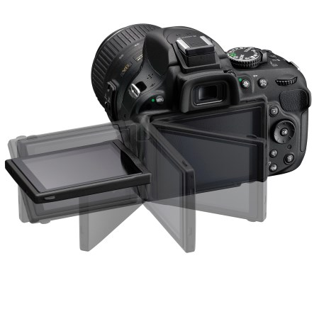 Nikon Fotocamera Reflex - D5200 +18-55VR II +SD 8GB