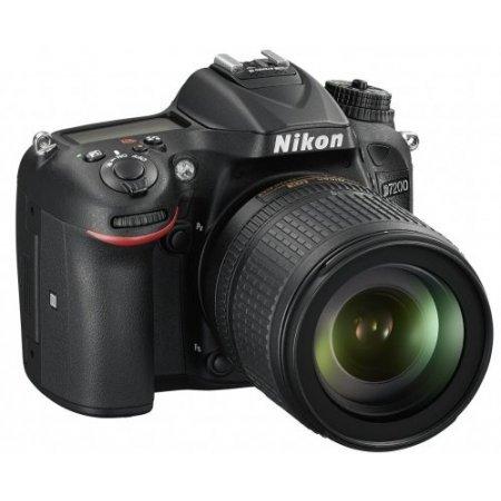 Nikon - D7200 + 18-105 Vr