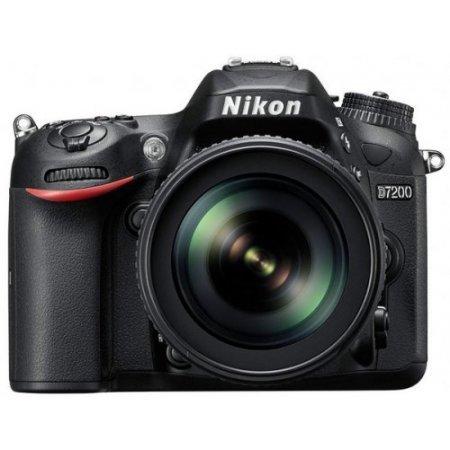 Nikon - D7200