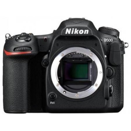 Nikon - D500 + SD 16GB