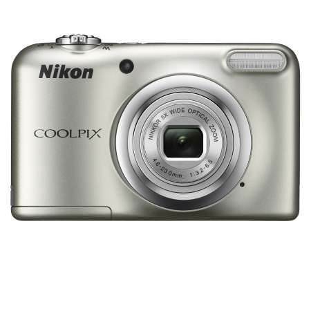Nikon Sensore da 16 Mpx - Coolpix A10 Silver