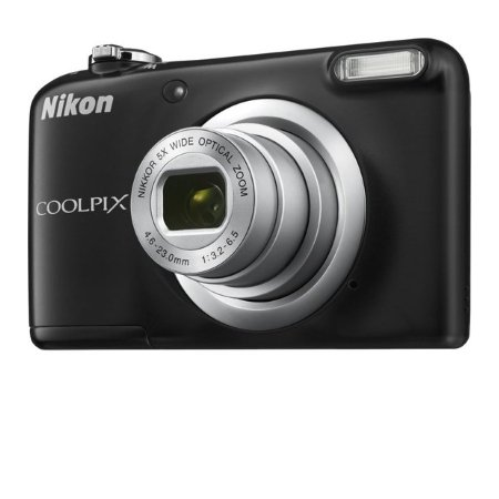 Nikon - Coolpix A10 Black