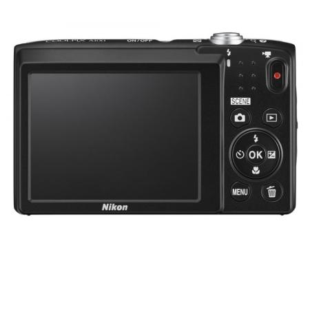 Nikon Sensore da 16 Mpx - Coolpix A10 Black