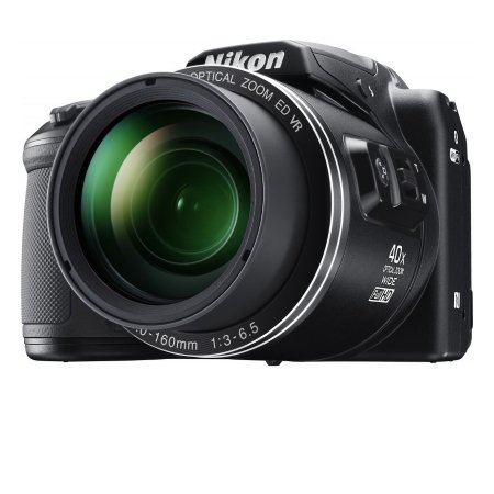 Nikon - Coolpix B500 Black