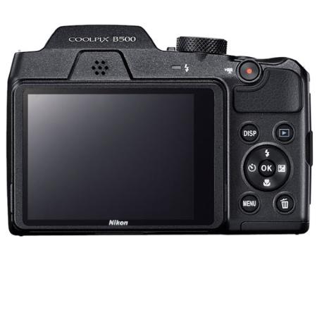 Nikon - Coolpix B500 Black