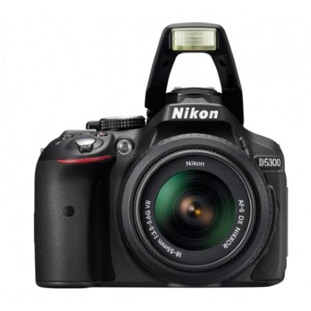 Nikon Sensore CMOS da 24 Mpx - D5300 +18-55 VR AF P