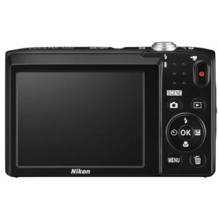 Nikon Fotocamera compatta - Coolpix A100  Nero