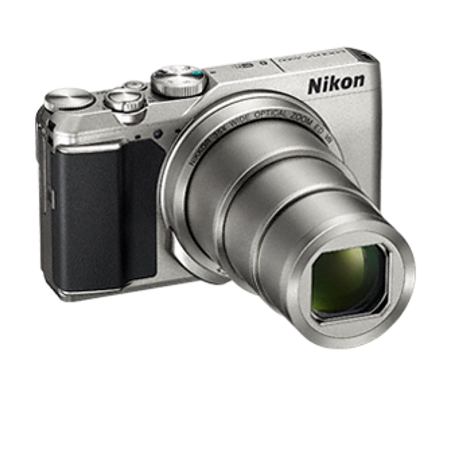 Nikon Sensore da 20,3 Mpx - Coolpix A900 Silver