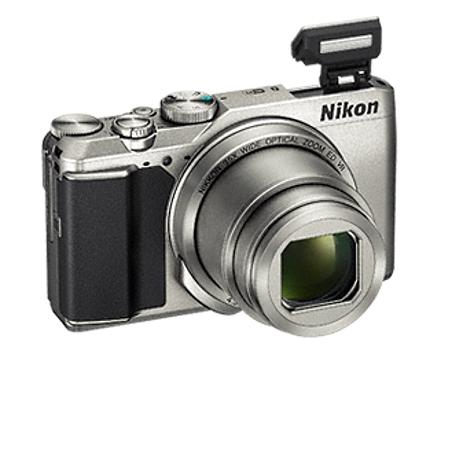 Nikon - Coolpix A900 Silver