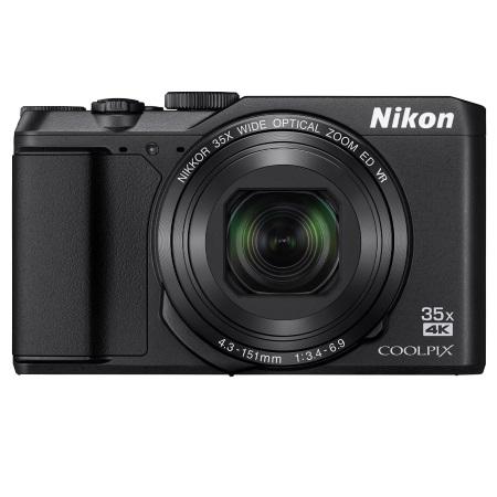 Nikon Sensore da 20,3 Mpx - Coolpix A900 Black