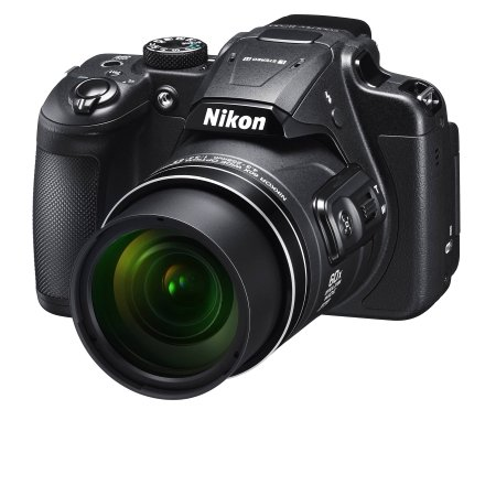 Nikon - Coolpix B700 Black