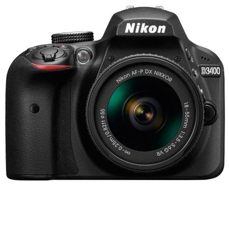 Nikon - D3400 + 18-55 VR AF-P