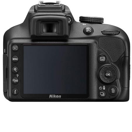 Nikon - D3400 + 18-105