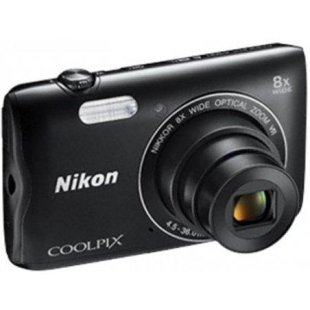 Nikon Fotocamera digitale compatta - Coolpix A300 Black
