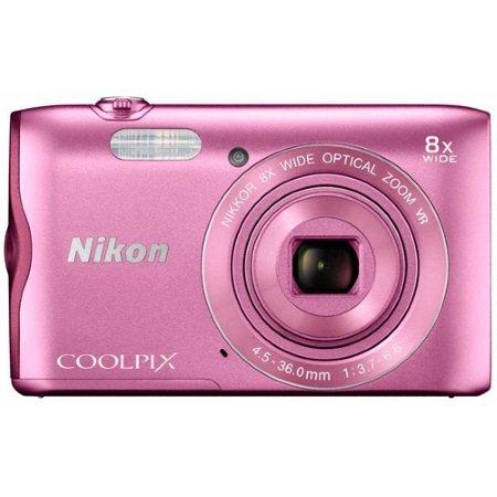 Nikon - COOLPIX A 300 Pink