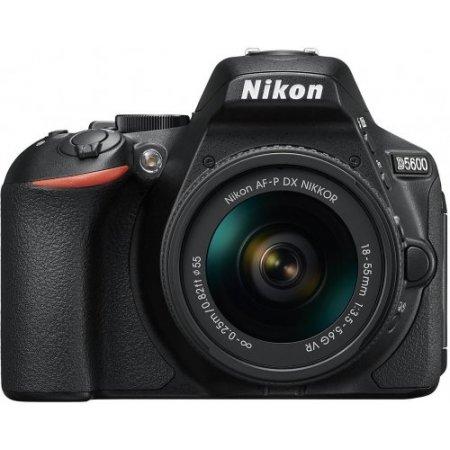 Nikon Fotocamera reflex - D5600 + 18-55mm Vr