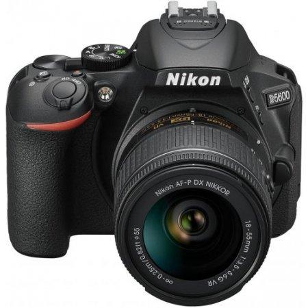 Nikon - D5600 + 18-55mm Vr