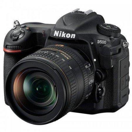 Nikon - D500 + 16-80 Vr