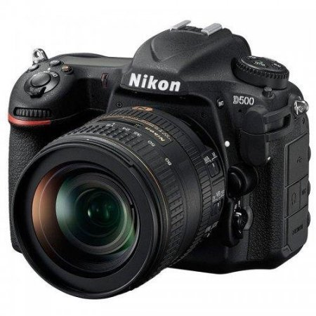 Nikon Kit con Fotocamera Reflex D500 - D500 + 16-80 Vr
