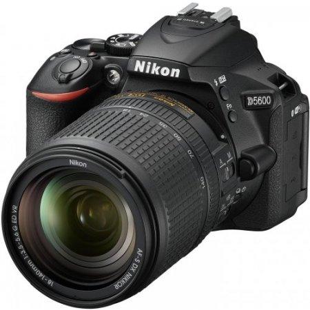 Nikon - D5600 + 18-140mm Vr