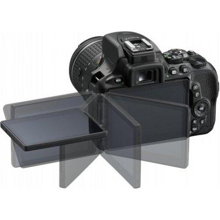 Nikon Fotocamera reflex - D5600 + 18-140mm Vr