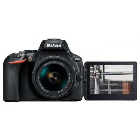 Nikon Fotocamera reflex - D5600 + Sd8gb