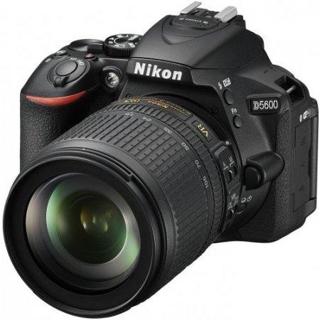 Nikon - D5600 + 18-105mm Vr Nero