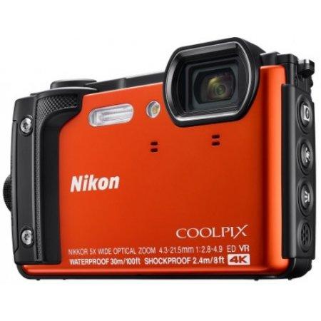 Nikon - Coolpix W300 Arancione