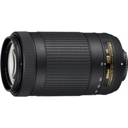 Nikon Obiettivo - Af-p Dx Nikkor 70-300 Vr 318015