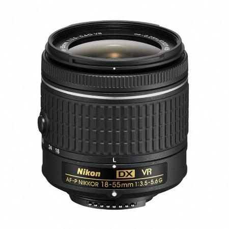 Nikon Fotocamera Reflex digitale - D3400+18-55 AF-P DX