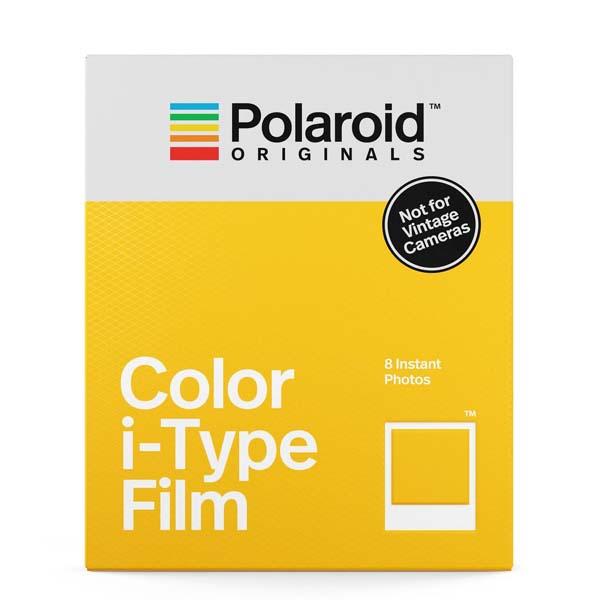 Nikon Foto istantanee con Cornice bianca classica. - I-type Color