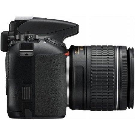 Nikon Fotocamera reflex - D3500 + 18-55vr 16gb Nero