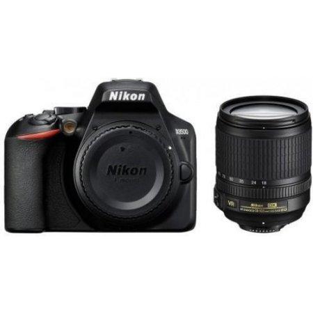Nikon Fotocamera reflex - D3500 + 18-105vr 16gb Nero
