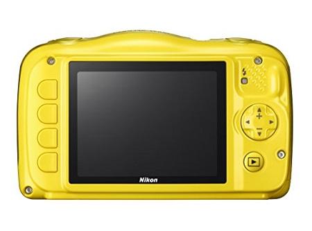 Nikon Nikon W100 Coolpix - W100yellow