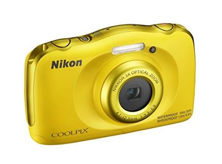 Nikon - W100yellow