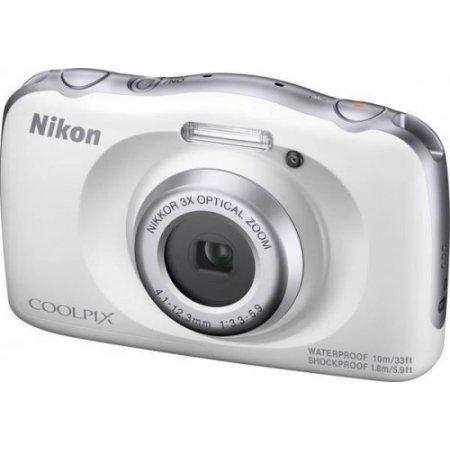 Nikon Fotocamera compatta - Coolpix W150 Bianco