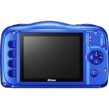 Nikon Fotocamera compatta - Coolpix W150 Blu
