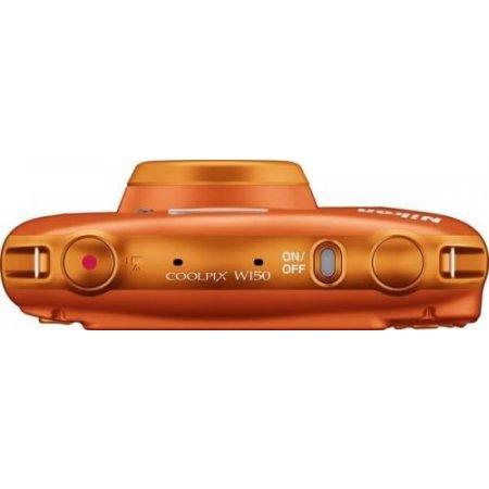 Nikon Fotocamera compatta - Coolpix W150 Arancione