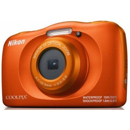 Nikon - Coolpix W150 Arancione