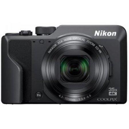 Nikon - Coolpix A1000 Nero