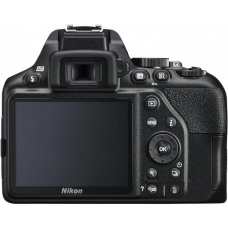 Nikon Fotocamera reflex - D3500 + 18-140 Vr Nero